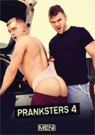 Pranksters 4 gay porn DVD from MEN.com