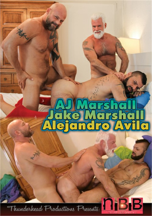 AJ Marshall, Jake Marshall and Alejandro Avila Boxcover