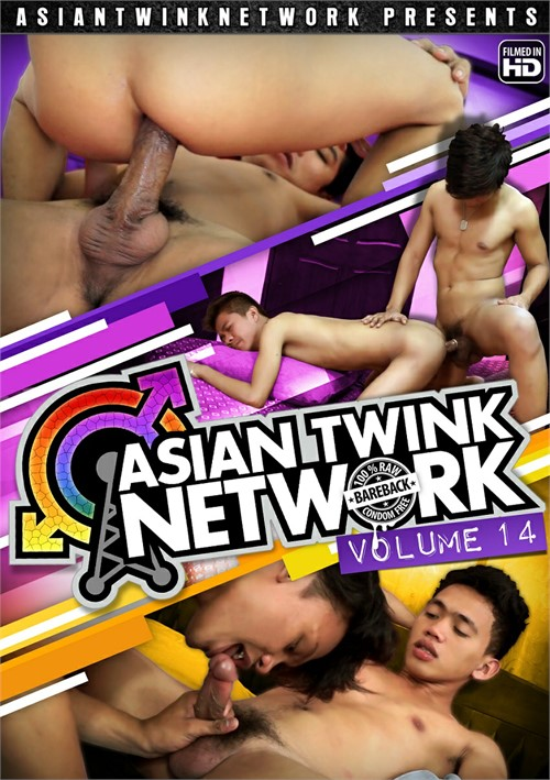 Asian Twink Network Vol. 14 Boxcover