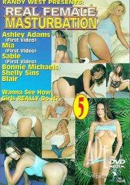 Real Female Masturbation #5 Porn Video