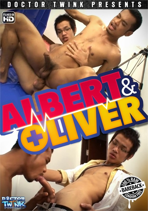 Albert and Oliver Boxcover