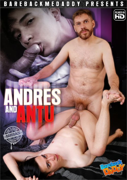 Andres & Antu Boxcover