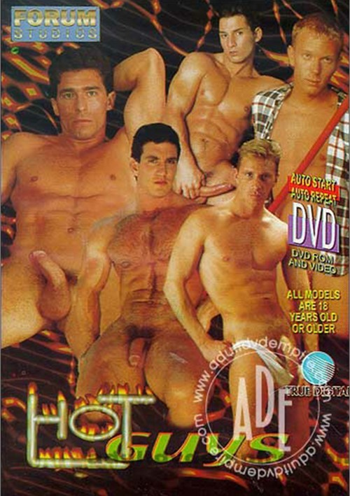 Hot Guys Boxcover