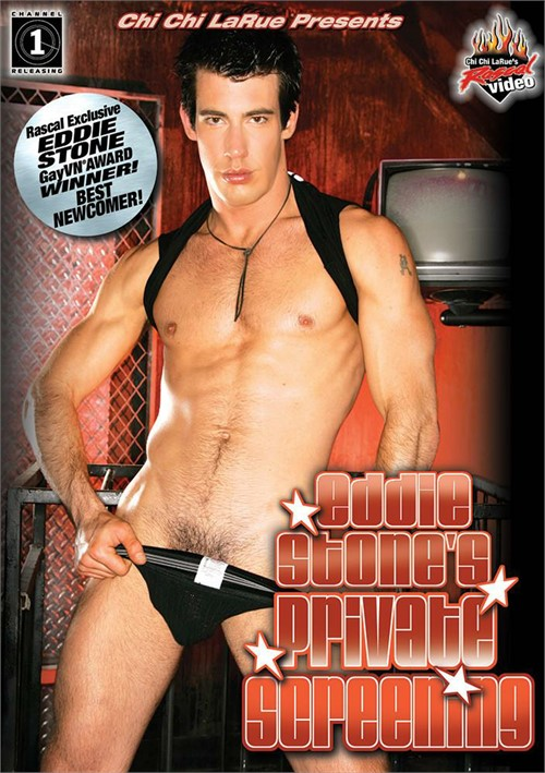Eddie Stone's Private Screening Boxcover