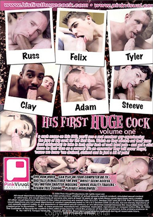 Are not his first huge cock porn can