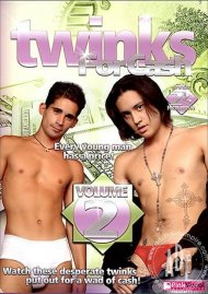 Twinks For Cash Vol. 2 Porn Movie