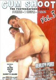 Cum Shoot Vol. 3 Gay Porn Movie