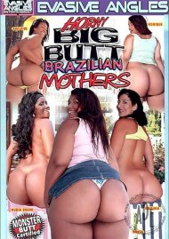 Horny Big Butt Brazilian Mothers Porn Video