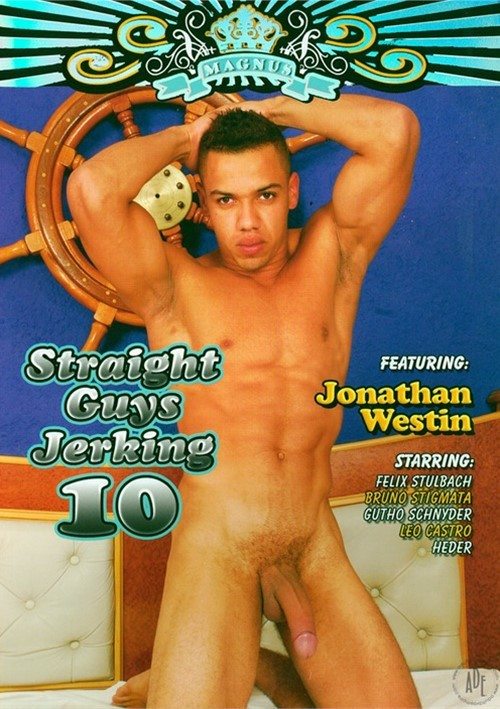 Straight Guys Jerking 10 Boxcover