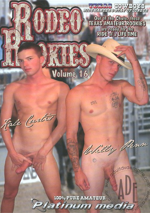 Rodeo Rookies Vol. 16 Boxcover