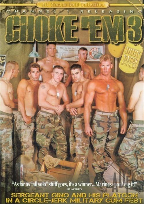 Choke 'Em 3 Boxcover