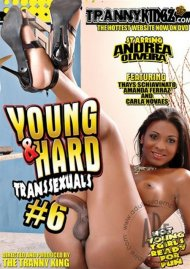 Young & Hard Transsexuals 6 Porn Video