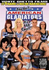 This Isn't American Gladiators... It's a XXX Spoof! Porn Video