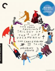 Trilogy Of Life: The Criterion Collection Gay Cinema Movie