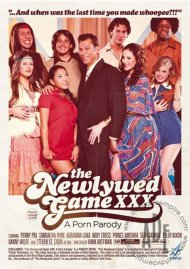 Newlywed Game XXX, The: A Porn Parody Movie
