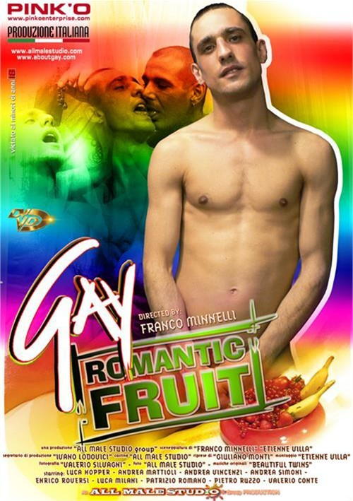 Gay Romantic Fruit Boxcover