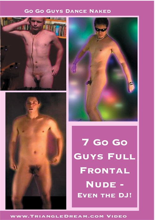 Primal Man: GoGo Guys Full Frontal Boxcover