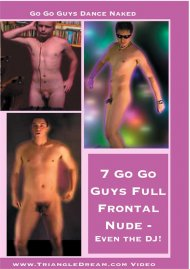 Primal Man: GoGo Guys Full Frontal Porn Video