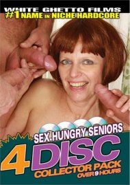 Sex Hungry Seniors Collector Pack image
