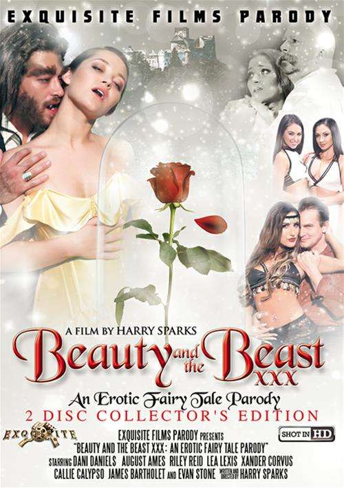 Beauty And The Beast XXX: An Erotic Fairy Tale Parody image