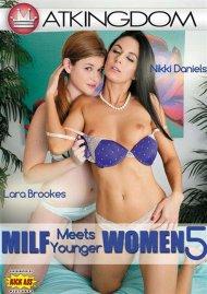 ATK MILF Meets Younger Women 5 Porn Video