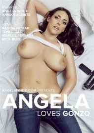 Angela Loves Gonzo Porn Video