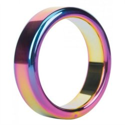 Malesation Nickel Free Stainless Steel Rainbow - 48 mm Sex Toy