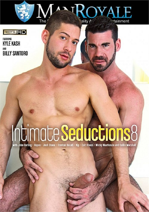 Intimate Seductions 8 Boxcover