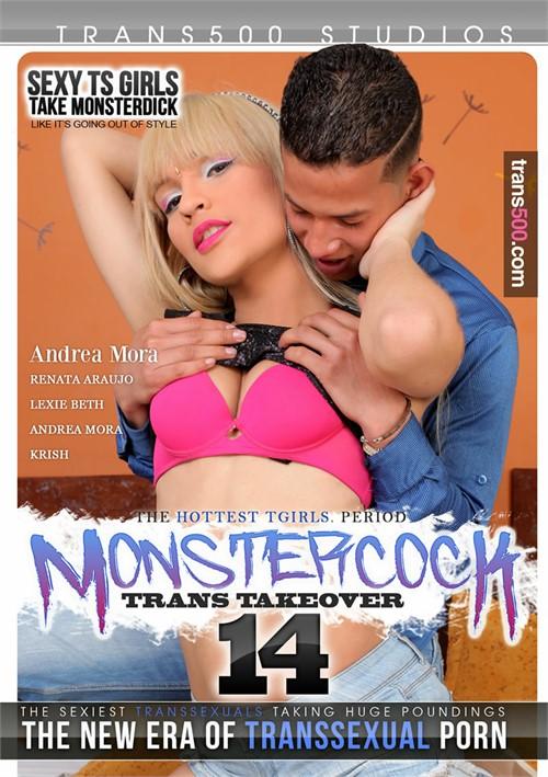 Monstercock Trans Takeover 14