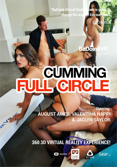 Cumming Full Circle Boxcover