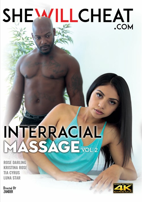 Interracial Massage Vol. 2