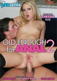 Old Enough For Anal 2 Porn Movie