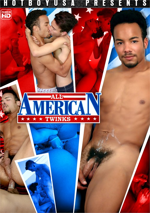 All American Twinks Boxcover