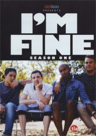 I'm Fine: Season One gay cinema DVD from Dekkoo Films.