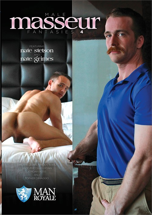 Male Masseur Fantasies 4 Boxcover