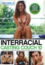 Interracial Casting Couch 10 Porn Video