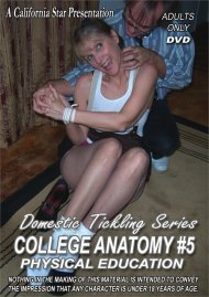 "College Anatomy #5 ""Physical Education"" Porn Video"