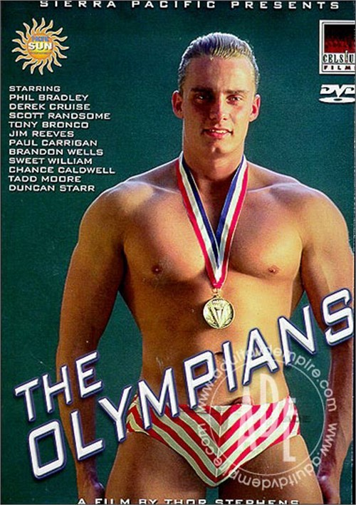 The Olympians Cover Front