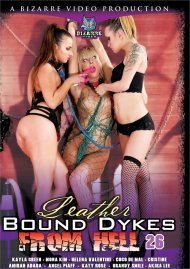 Leather Bound Dykes from Hell 26 Porn Video