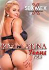 Real Latina Teens Vol. 3 Boxcover