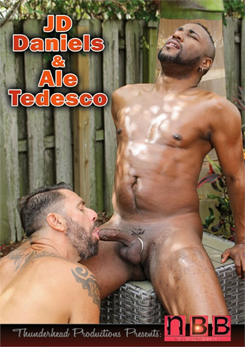 JD Daniels & Ale Tedesco Boxcover