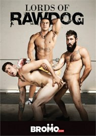 Lords Of Rawdog gay porn DVD from BROMO.com