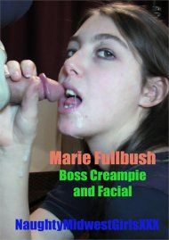 Boss Creampie and Facial