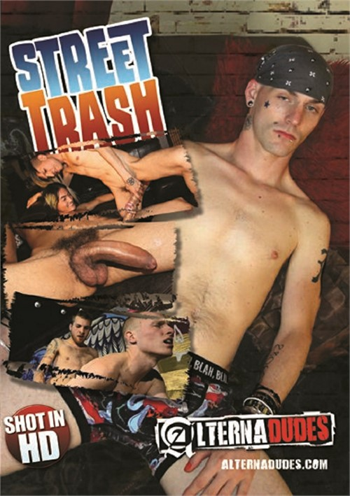 Street Trash Cover Front