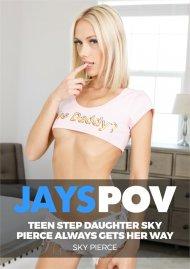 Canadian Teen Step Daughter Sky Pierce Always Gets Her Way image