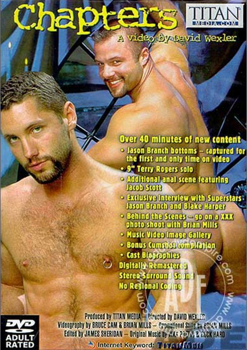 Chapters (TitanMen) Cover Front