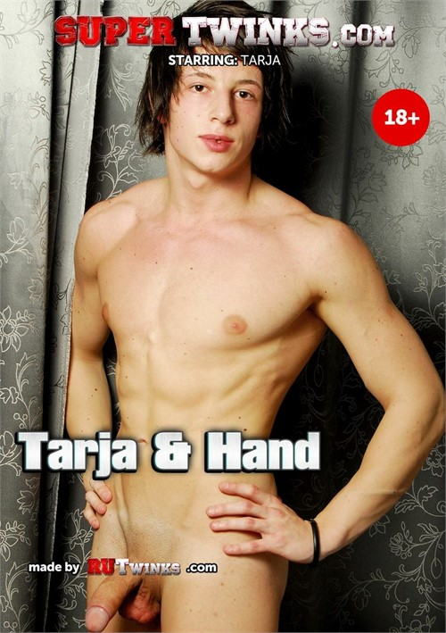 Tarja and Hand Boxcover