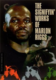 The Signifyin' Works of Marlon Riggs, Gay Cinema DVD