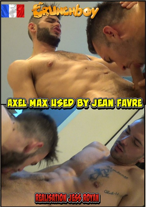 Axel Max Used by Jean Favre Boxcover