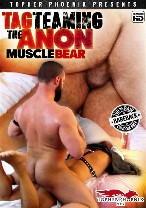 Tag Teaming the Anon Muscle Bear Boxcover
